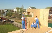 Проект дома из СИП панелей Дуплекс-1 и Дуплекс-2 - МосСипСтрой (изображение 10)