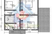 Проект дома из СИП панелей Вилли - МосСипСтрой (изображение 3)