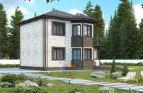 Проект дома из СИП панелей Брук - МосСипСтрой (изображение 5)