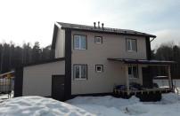 Проект дома из СИП панелей Канадец - МосСипСтрой (изображение 24)