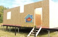 Проект дома из СИП панелей Канадец - МосСипСтрой (изображение 6)