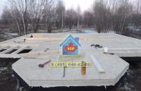 Проект дома из СИП панелей Лирика - МосСипСтрой (изображение 7)