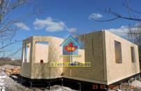 Проект дома из СИП панелей Лирика - МосСипСтрой (изображение 10)
