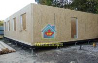 Проект дома из СИП панелей Близнец - МосСипСтрой (изображение 13)