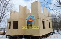 Проект дома из СИП панелей Лирика - МосСипСтрой (изображение 12)