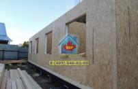 Проект дома из СИП панелей Близнец - МосСипСтрой (изображение 14)