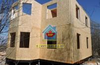Проект дома из СИП панелей Лирика - МосСипСтрой (изображение 13)