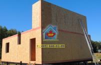 Проект дома из СИП панелей Канадец - МосСипСтрой (изображение 14)