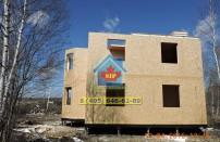 Проект дома из СИП панелей Лирика - МосСипСтрой (изображение 14)