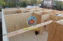 Проект дома из СИП панелей Близнец - МосСипСтрой (изображение 16)