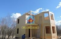 Проект дома из СИП панелей Лирика - МосСипСтрой (изображение 15)