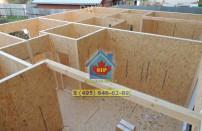 Проект дома из СИП панелей Близнец - МосСипСтрой (изображение 17)