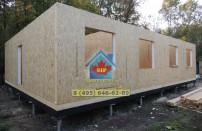Проект дома из СИП панелей Близнец - МосСипСтрой (изображение 18)