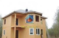 Проект дома из СИП панелей Лирика - МосСипСтрой (изображение 17)