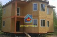 Проект дома из СИП панелей Лирика - МосСипСтрой (изображение 18)