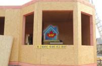 Проект дома из СИП панелей Брук - МосСипСтрой (изображение 19)