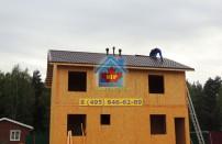 Проект дома из СИП панелей Канадец - МосСипСтрой (изображение 23)