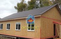 Проект дома из СИП панелей Близнец - МосСипСтрой (изображение 24)