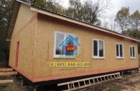 Проект дома из СИП панелей Близнец - МосСипСтрой (изображение 25)