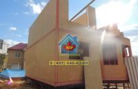 Проект дома из СИП панелей Брук - МосСипСтрой (изображение 22)