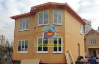 Проект дома из СИП панелей Брук - МосСипСтрой (изображение 24)