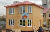 Проект дома из СИП панелей Брук - МосСипСтрой (изображение 26)