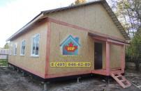 Проект дома из СИП панелей Близнец - МосСипСтрой (изображение 29)