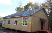 Проект дома из СИП панелей Близнец - МосСипСтрой (изображение 31)