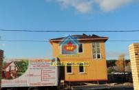 Проект дома из СИП панелей Брук - МосСипСтрой (изображение 29)