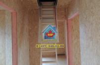 Проект дома из СИП панелей Брук - МосСипСтрой (изображение 32)