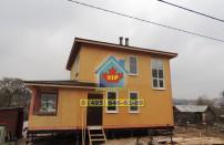 Проект дома из СИП панелей Брук - МосСипСтрой (изображение 34)