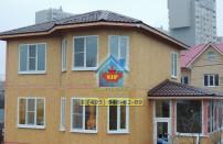 Проект дома из СИП панелей Брук - МосСипСтрой (изображение 44)
