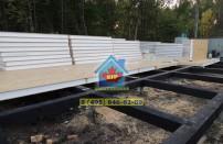 Проект дома из СИП панелей Близнец - МосСипСтрой (изображение 10)