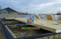 Проект дома из СИП панелей Экодом - МосСипСтрой (изображение 3)