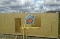 Проект дома из СИП панелей Экодом - МосСипСтрой (изображение 7)