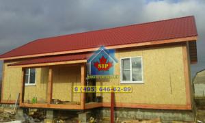 Дом из сип панелей Тула