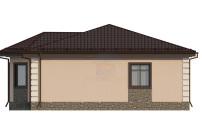 Проект дома из СИП панелей Купол - МосСипСтрой (изображение 4)