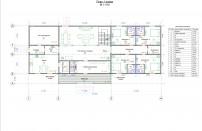 Проект дома из СИП панелей Гостиница - МосСипСтрой (изображение 2)