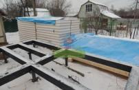 Проект дома из СИП панелей Подольск  - МосСипСтрой (изображение 3)