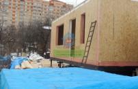 Проект дома из СИП панелей Подольск  - МосСипСтрой (изображение 6)