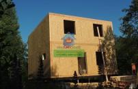 Проект дома из СИП панелей Зельва-2  - МосСипСтрой (изображение 6)
