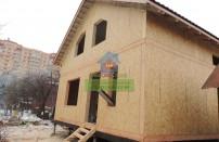 Проект дома из СИП панелей Подольск - МосСипСтрой (изображение 8)
