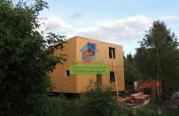 Проект дома из СИП панелей Зельва-2 - МосСипСтрой (изображение 8)