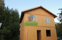 Проект дома из СИП панелей Зельва-2  - МосСипСтрой (изображение 9)