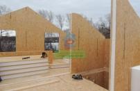 Проект дома из СИП панелей Чехов  - МосСипСтрой (изображение 12)