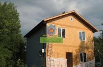 Проект дома из СИП панелей Зельва-2  - МосСипСтрой (изображение 14)