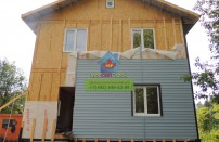 Проект дома из СИП панелей Зельва-2 - МосСипСтрой (изображение 16)