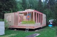 Проект дома из СИП панелей Рождественно  - МосСипСтрой (изображение 15)