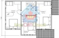 Проект дома из СИП панелей Лора - МосСипСтрой (изображение 3)
