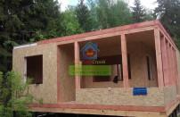 Проект дома из СИП панелей Рождественно  - МосСипСтрой (изображение 16)